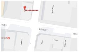 事務所周辺地図2